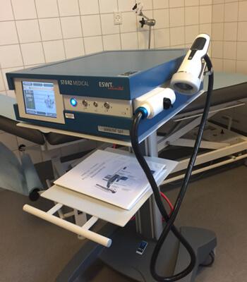 chokbølgebehandling for rejsningsproblemer maskine